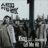 King b/w/ Let Me Hit - Single by DJ Nu-Mark
