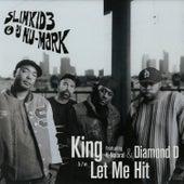 King b/w/ Let Me Hit - Single by DJ Nu-Mark