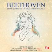 Beethoven: String Quartet No. 6 in B-Flat Major, Op. 18, No. 6 (Digitally Remastered) by Fine Arts Quartet