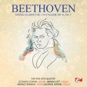 Beethoven: String Quartet No. 1 in F Major, Op. 18, No. 1 (Digitally Remastered) by Fine Arts Quartet