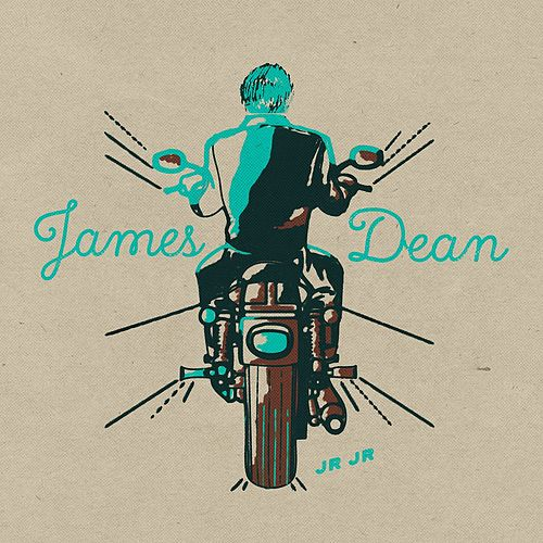 James Dean by JR JR