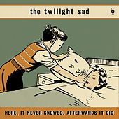 Here, It Never Snowed, Afterwards It Did. by The Twilight Sad