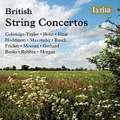 British String Concertos by Various Artists