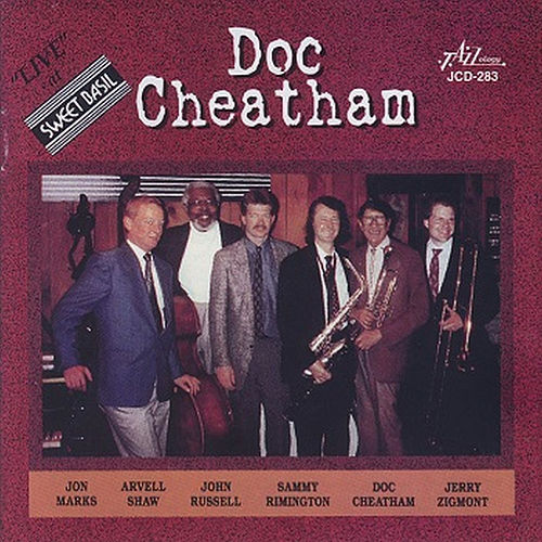 Live at Sweet Basil by Doc Cheatham