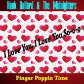 I Love You, I Love You So-O-O by Hank Ballard
