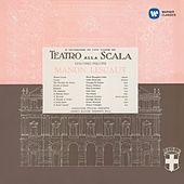 Puccini: Manon Lescaut (1957 - Serafin) - Callas Remastered by Various Artists