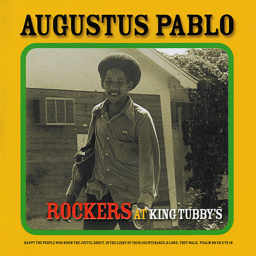Rockers At King Tubby's by Augustus Pablo