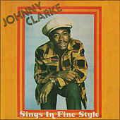 Sings In Fine Tune by Johnny Clarke