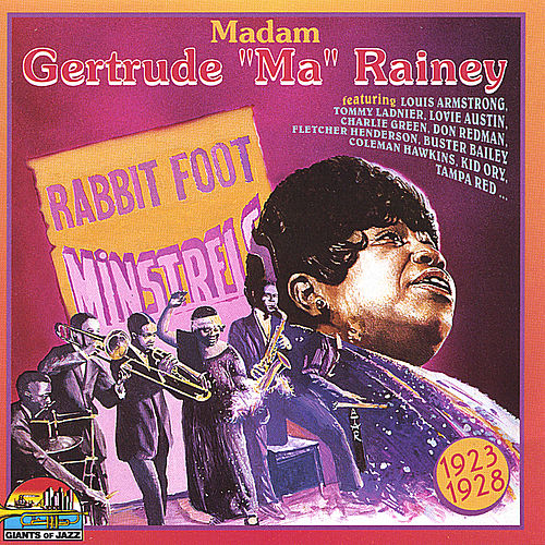1923-1928 by Ma Rainey