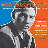 Soul Jazz Records Presents New Orleans Soul: The Original Sound Of New Orleans Soul 1960-76 von Various Artists