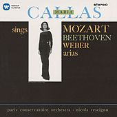 Callas sings Mozart, Beethoven & Weber Arias - Callas Remastered by Maria Callas