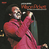 Live in Japan by Wilson Pickett