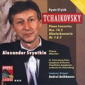 Tchaikovsky: Piano Concertos Nos. 1 & 2 by Alexander Svyatkin