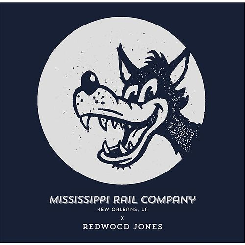 Redwood Jones by Mississippi Rail Company