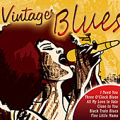 Vintage Blues by Various Artists