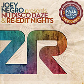 Joey Negro presents Nu Disco Daze & Re-Edit Nights by Various Artists