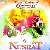 Many Colors of Qawwali by Nusrat by Nusrat Fateh Ali Khan