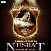 Qawwali Feast by Nusrat Fateh Ali Khan by Nusrat Fateh Ali Khan