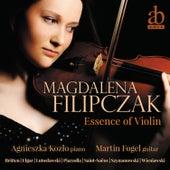 Essence of Violin by Magdalena Filipczak