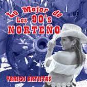 Lo Mejor de los 90's Norteno by Various Artists