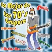 Lo Mejor de los 70's Grupero by Various Artists