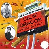 Lucky Dragon Swing Buffet, Dinner. by Izzy