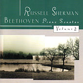 Beethoven Piano Sonatas, Vol. 2 by Russell Sherman