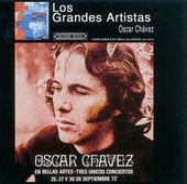Los Grandes Artistas/Concierto En Bellas Artes by Oscar Chavez