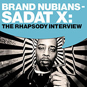 Brand Nubian: The Rhapsody Interview by Sadat X
