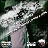 Smoke (feat. Wyld Bunch, Four & Rawkey Theicon) by DJ Chemo