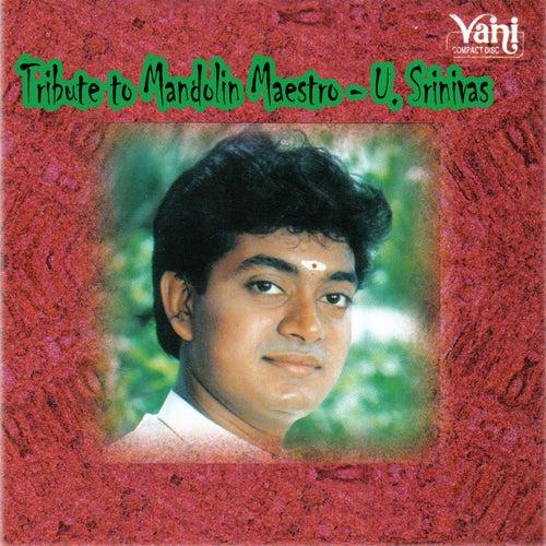 Tribute to Mandolin Maestro - U. Srinivas by Kannan
