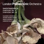 Shostakovich: Symphony No. 6 & Symphony No. 14 (Live) by Various Artists