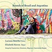 Sounds of Brazil & Argentina by Luciano Botelho