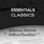 Brahms Essential by Dubravka Tomsic