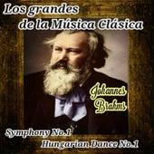 Johannes Brahms, Los Grandes de la Música Clásica by Various Artists