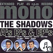 A's B's & EP's by The Shadows