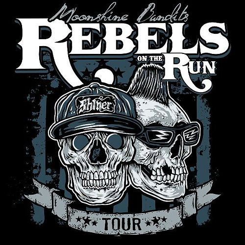 Rebels on the Run by Moonshine Bandits