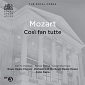Mozart: Così fan tutte, K. 588 (Live) by Various Artists
