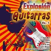 Explosión de Guitarras Vol. 1 by Various Artists