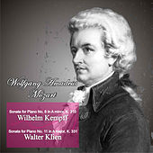 Wolfgang Amadeus Mozart: Two Sonatas for Piano by Various Artists
