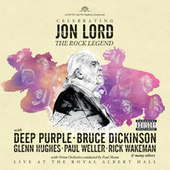 Celebrating Jon Lord - The Rock Legend by Various Artists