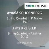 Schoenberg & Kreisler: String Quartets by Apea Quartet