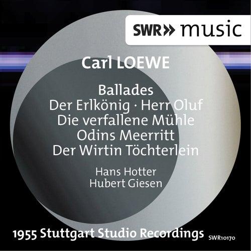 Loewe: Ballades by Hans Hotter