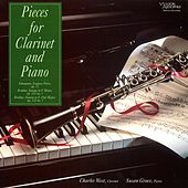 Schumann & Brahms: Pieces for Clarinet & Piano by Charles West