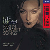 Berlin Cabaret Songs (German) by Ute Lemper