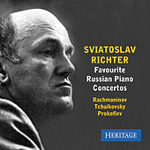 Favourite Russian Piano Concertos by Sviatoslav Richter
