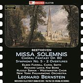 Beethoven: Missa Solemnis, Choral Fantasy & Symphony No. 5 (Recordings 1960-1962) by Various Artists