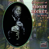 A Portrait Of Sidney Bechet In Paris by Sidney Bechet