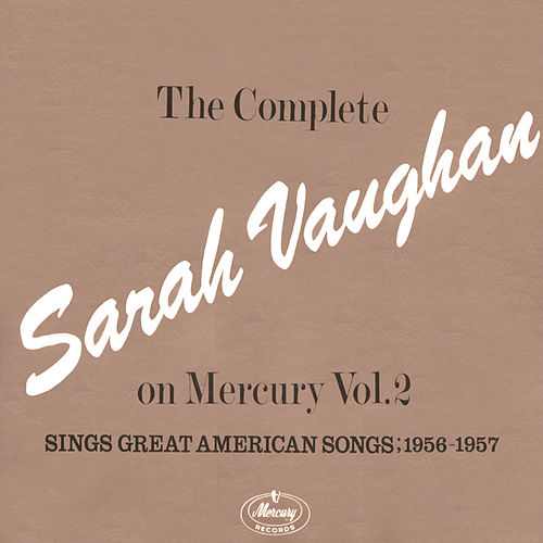 The Complete Sarah Vaughan...Vol. 2 by Sarah Vaughan
