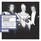 Zandonai: Francesca da Rimini (Live) by Various Artists